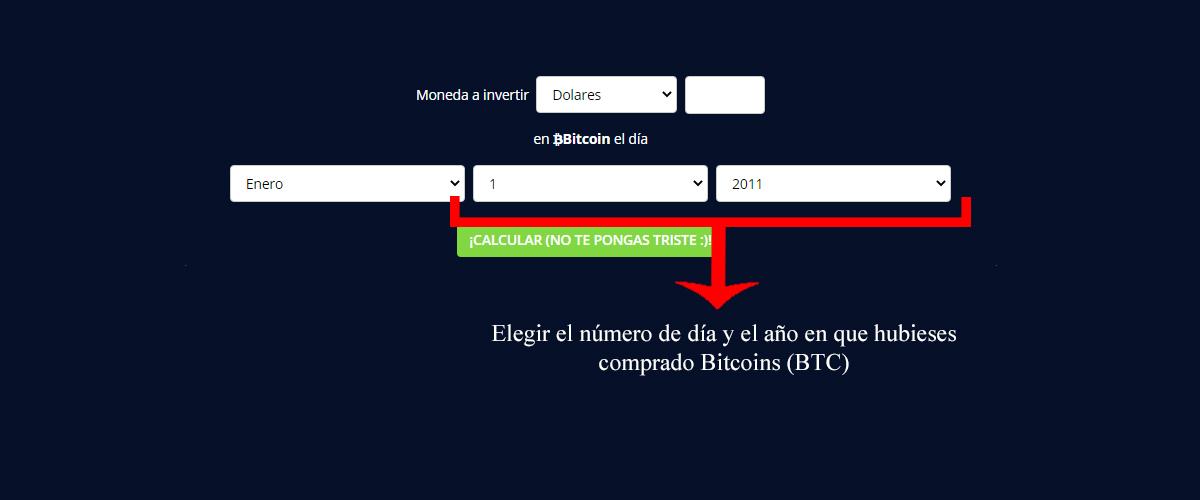 si hubiese invertido mis ahorros en bitcoins