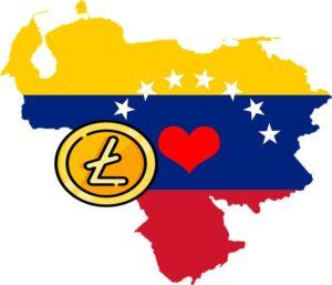 venezuela pais que mas busca litecoin